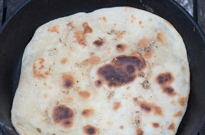 Kashmiri Fennel Flatbreads