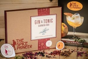 Gin and Tonic Garnish Box