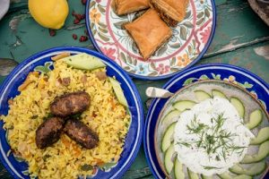 Istanbul Turkey Recipes