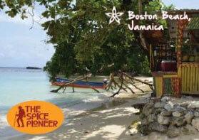 Jamaican Postcard