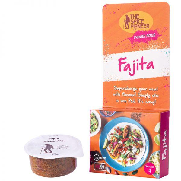 Fajita Power Pod
