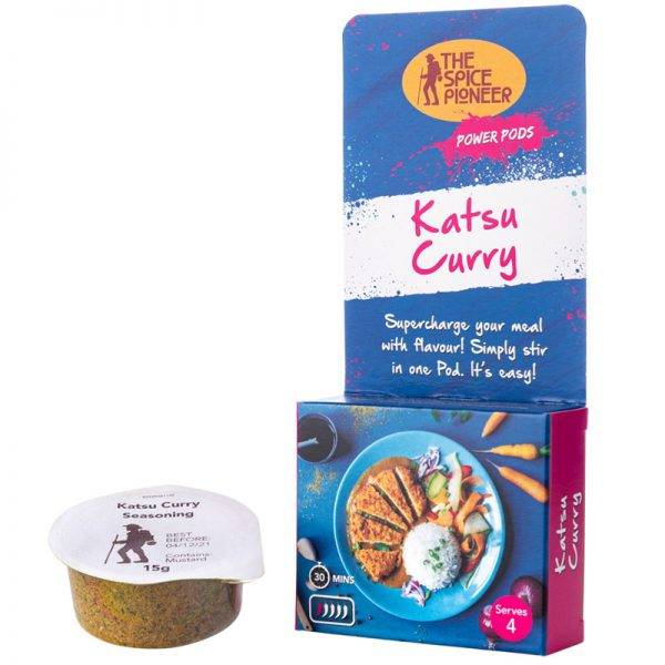 Katsu Curry Power Pod