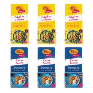 Family Favourites Spice Pack