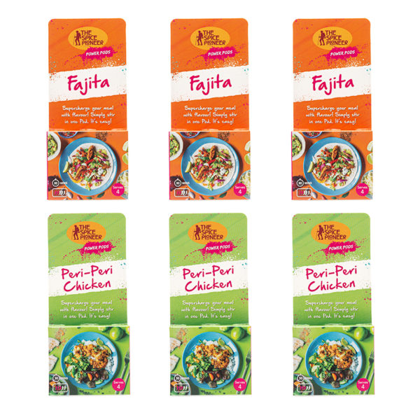 Meals in 15 Spice Bundle